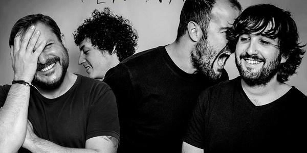 """Los granadinos VERONA lanzan  """"Equilibrio"""", su primer álbum."""