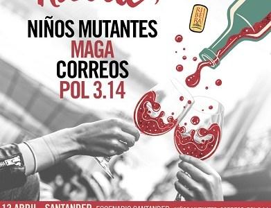 Comienza la gira #EspírituRibera, con Niños Mutantes, Maga, Correos y Pol 3.14.