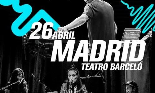 ED IS DEAD presenta en Madrid #YL48H y fechas de su gira.
