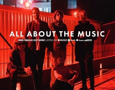 """Llega el single más potente de WAS  """"All About The Music""""."""