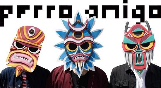 PERRO AMIGO estrena vídeo con la colaboración del artista Bakea.