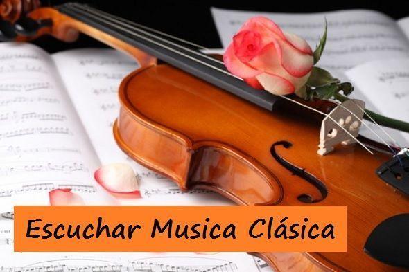 Escuchar MÚSICA CLÁSICA Online ¡RADIO Gratis 24 Horas!