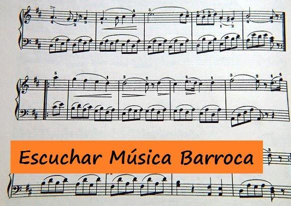 Escuchar MÚSICA BARROCA ¡Radio Online y GRATIS!