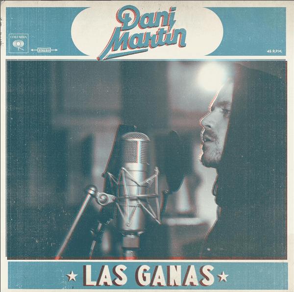 Dani Martin Presenta Nuevo Single, Las Ganas
