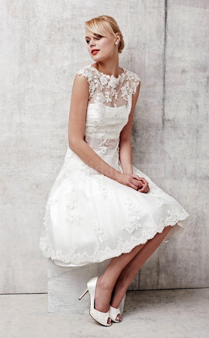 Fullsize Of Short Sleeve Wedding Dress