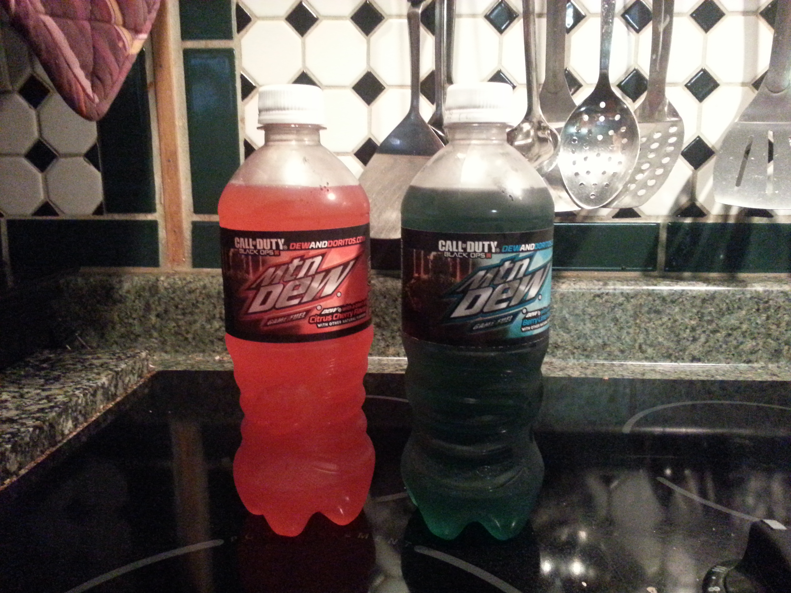 Fullsize Of Mt Dew Flavors