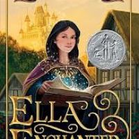 Ella Enchanted Study Guides and Book Trailers