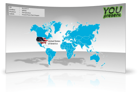 Ppt world map template pasoevolist ppt world map template gumiabroncs Choice Image