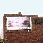 Massachusetts Ave. Billboard Project: Adam Courier