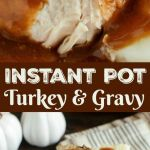 Instant Pot Turkey and Gravy