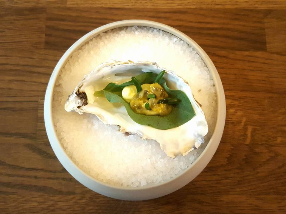 vegatarische oester