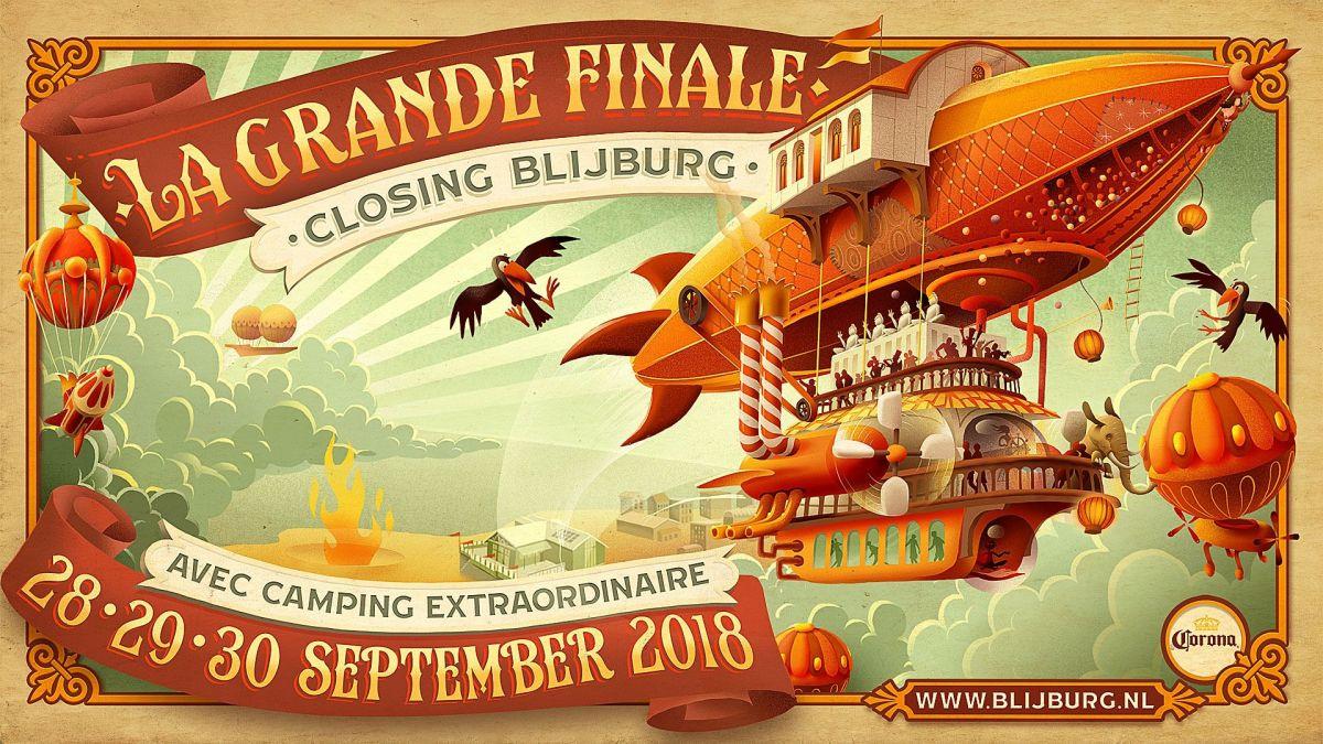 blijburg closing