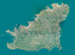 Image of the Island of Guernsey