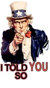 image of uncle sam, illustration of shakespeare quote, No prophet will I trust, if she prove false