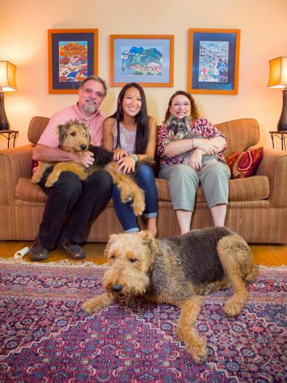 darlene-and-family-portrait