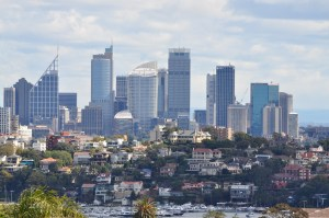 Exciting City of Sydney
