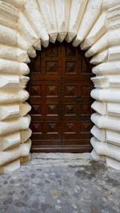 Spectacular Church Door