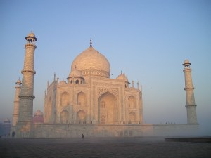 India's Famous Taj Mahal