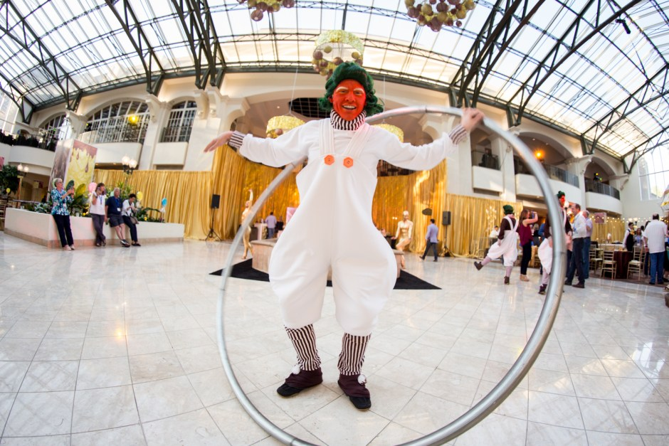 Your Event Solution Willy Wonka 20