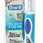 Oral B Electronic Pro Health For Me Toothbrush For Kids Review