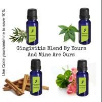 Gingivitis Relief Essential Oil Blend