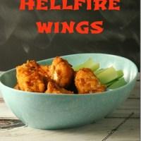 Hellfire Wings #SundaySupper
