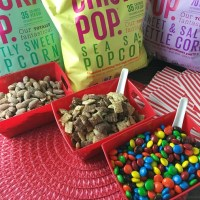 Make Your Own Snack Mix Bar