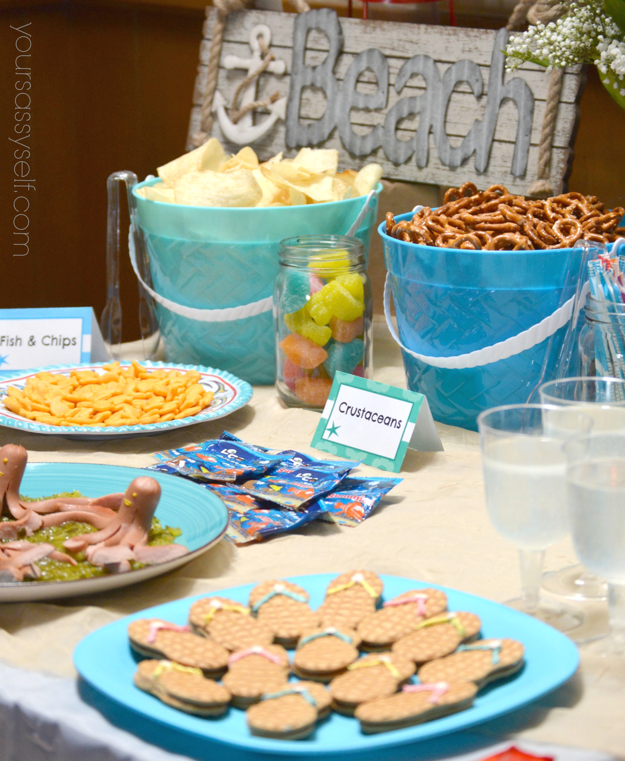 Classy 8 Year S Any Age Your Sassy Self Beach Party Ideas Birthday Beach Party Ideas Any Age Birthday Beach Party Ideas Seniors Beach Party Ideas ideas Beach Party Ideas