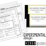 Experimental Design Video & Notes