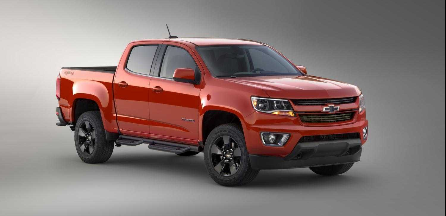 Pricing released for 2016 chevrolet colorado and gmc for Chevy colorado diesel motor