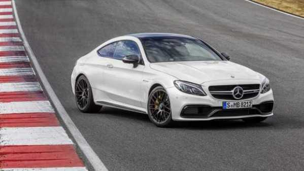 2017 Mercedes-Benz Coupe