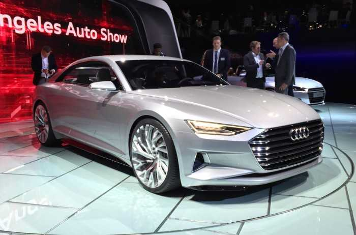 Audi Will Set The Standard For Luxury Sedans By Audi