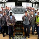 Volkswagen Midsize SUV production