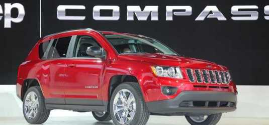 2017 Jeep Compass Launched in Brazil