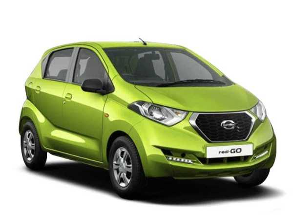 Datsun redi-GO Recalled