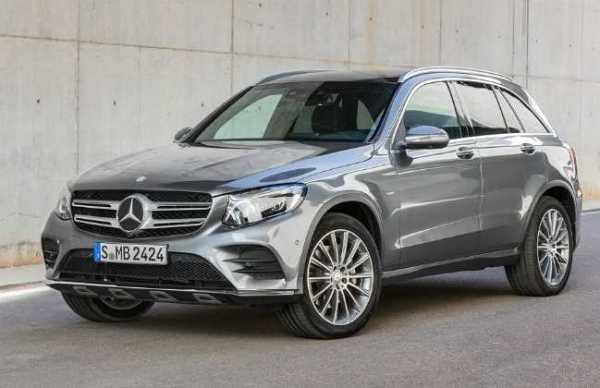 Mercedes-Benz GLC Prices Slashed in Indian Market
