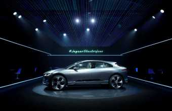 Jaguar I-Pace Electric