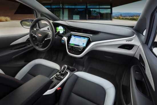 2017 Chevrolet Bolt Electric Car
