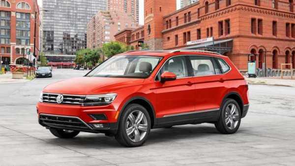 2018 Volkswagen Tiguan Allspace