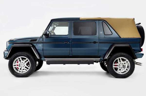 Mercedes Maybach G 650 Landaulet Limited Edition