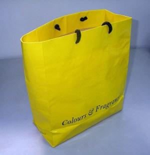 yellow -bag