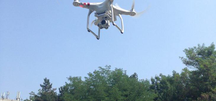 INTRODUCING OUR NEW LEGALLY REGISTERED DRONE (VIDEO)