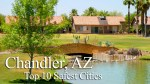 Golf Course in Chandler, Arizona - Chandler, on List of Top 10 Safest Cities