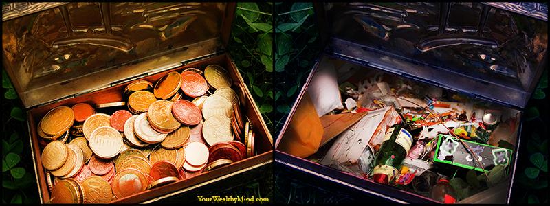 Trash or Treasure: Your Choice