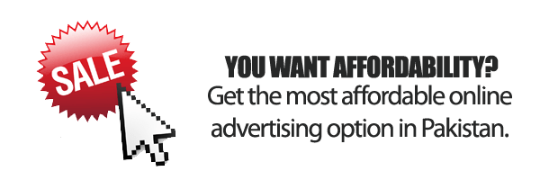 Affordable Pricing Advertise