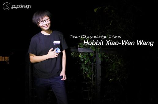"Xiao-Wen ""Hobbit"" Wang Joins C3yoyodesign"