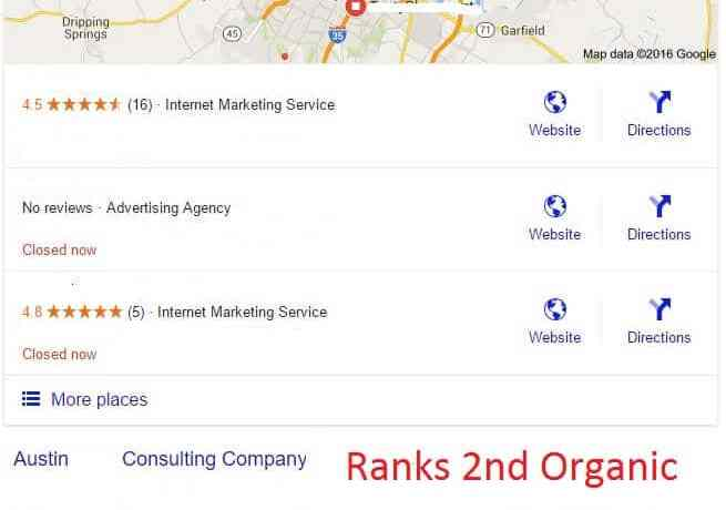 Search Engine Optimization with a Marketing Company