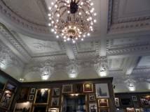chandelier at Berners Tavern   ytTastes   Yvanne Teo