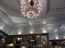 chandelier at Berners Tavern | ytTastes | Yvanne Teo