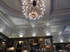 chandelier at Berners Tavern | ytTastes | Yvanne Teo